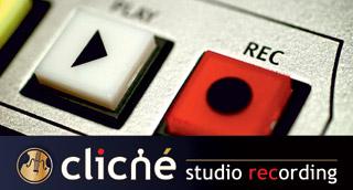 Cliché Studio Recording